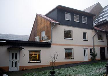 Büro Innenhof